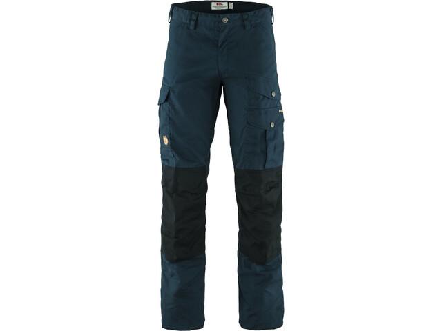 Fjällräven Barents Pro Pantalones Hombre, dark navy/black